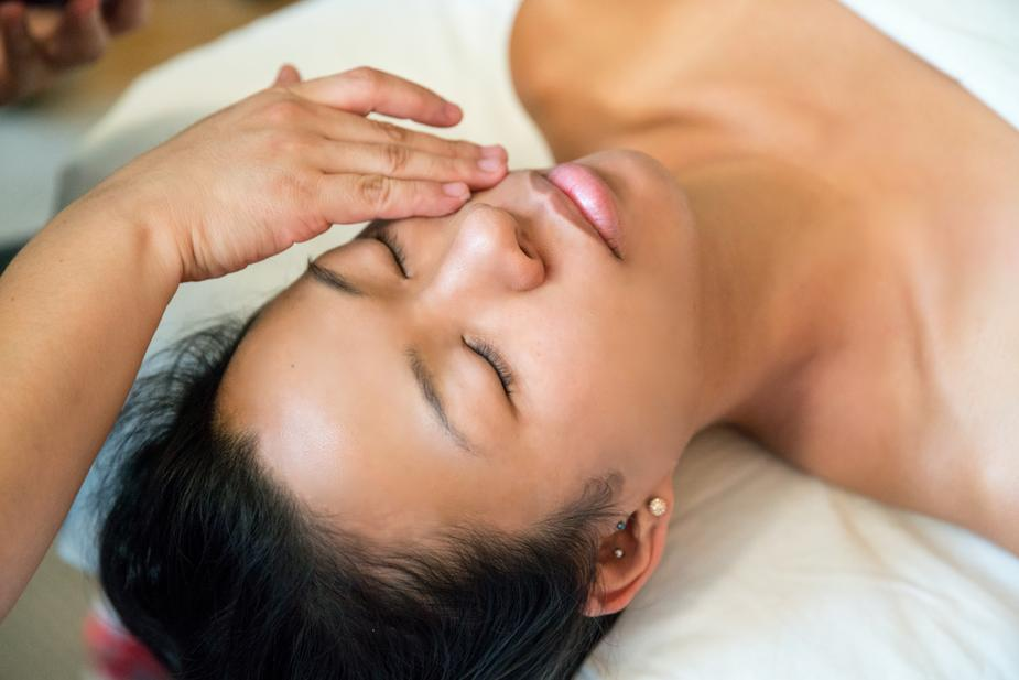One Complimentary Service monthly. Aveda Wellness Massage or Yuvan Signature Facial
